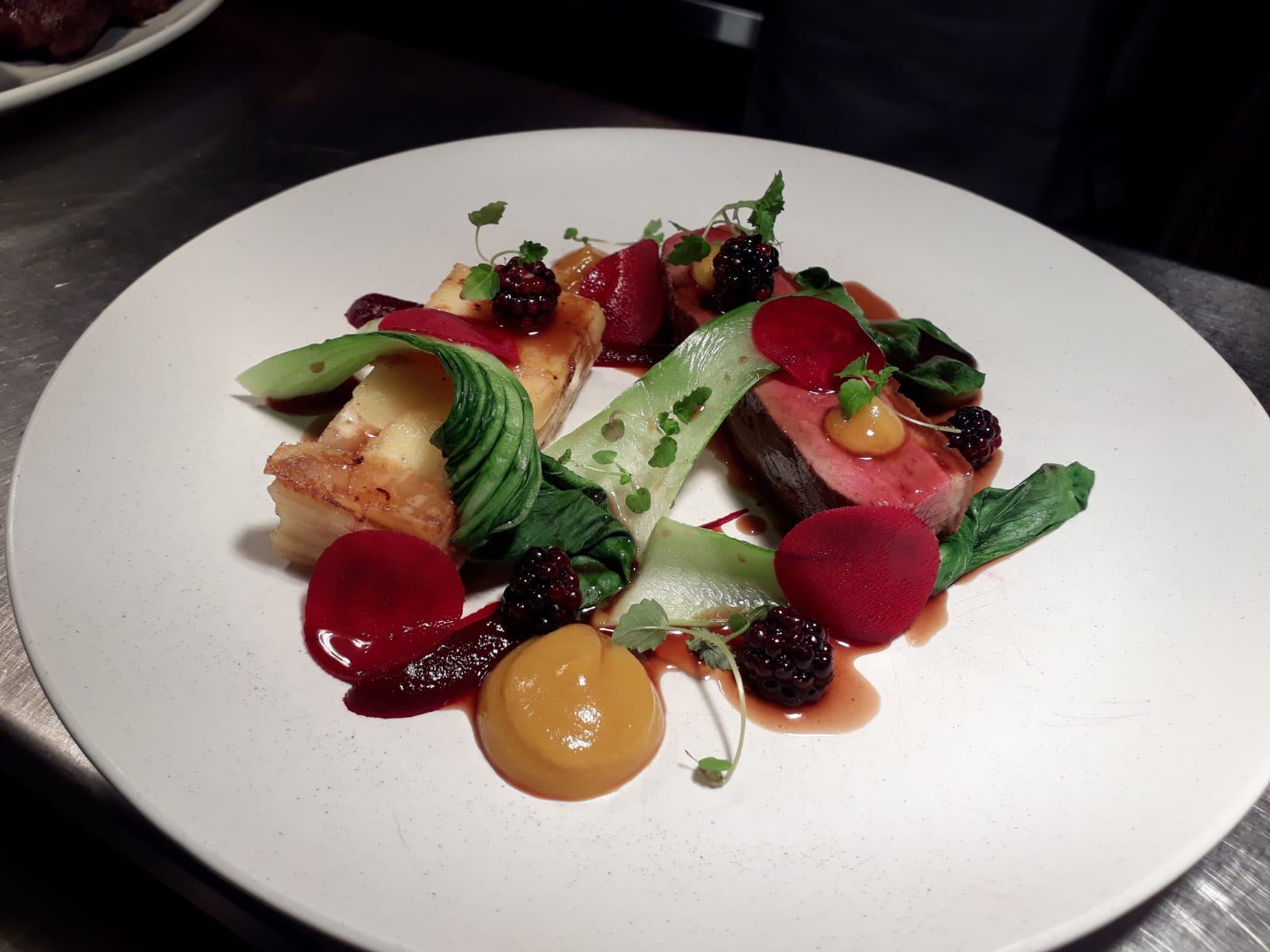Fine Dining In Deal Kent 3 St George S Passage Deal